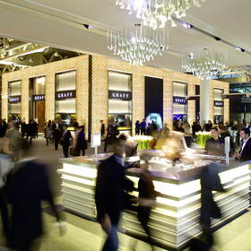 BASELWORLD 2014 | Global Brands | Hall 1.1 | Impression